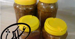 انواع بسته بندی عسل