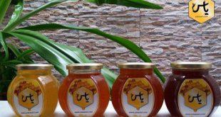 توزیع انواع عسل