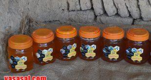 عسل طبیعی بسته بندی