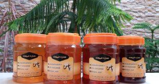 عسل بسته بندی شده